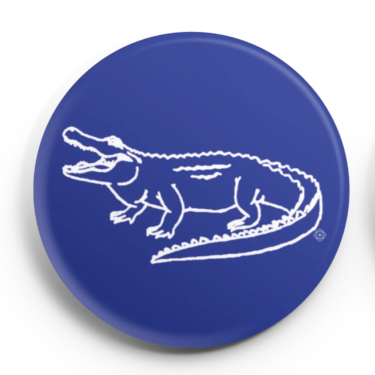 Gator | Button