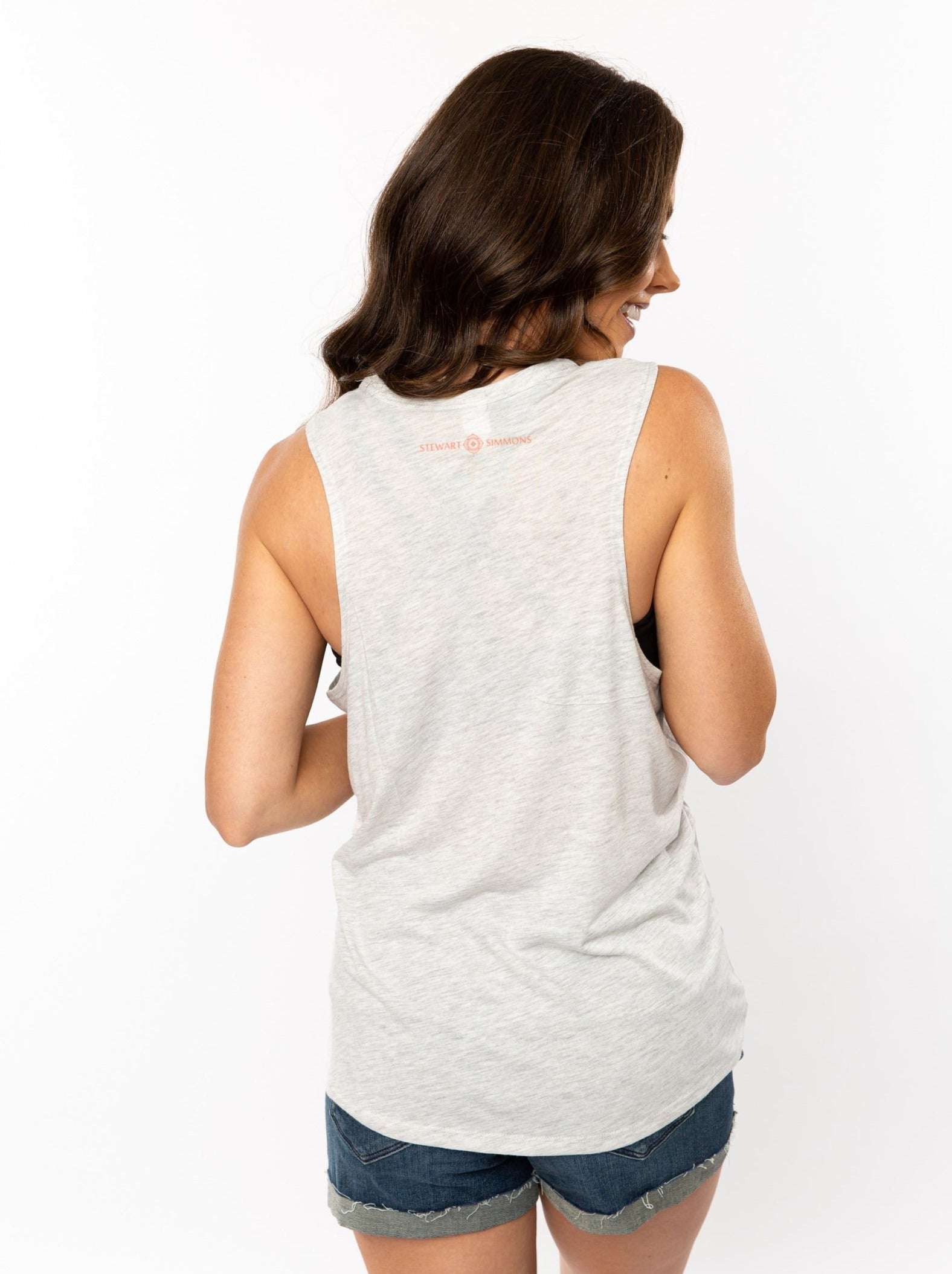The Smokey Muscle Tank