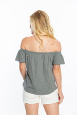 Tristar | Off the Shoulder Top