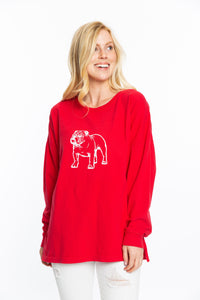 Oversized Long Sleeve | Bulldog