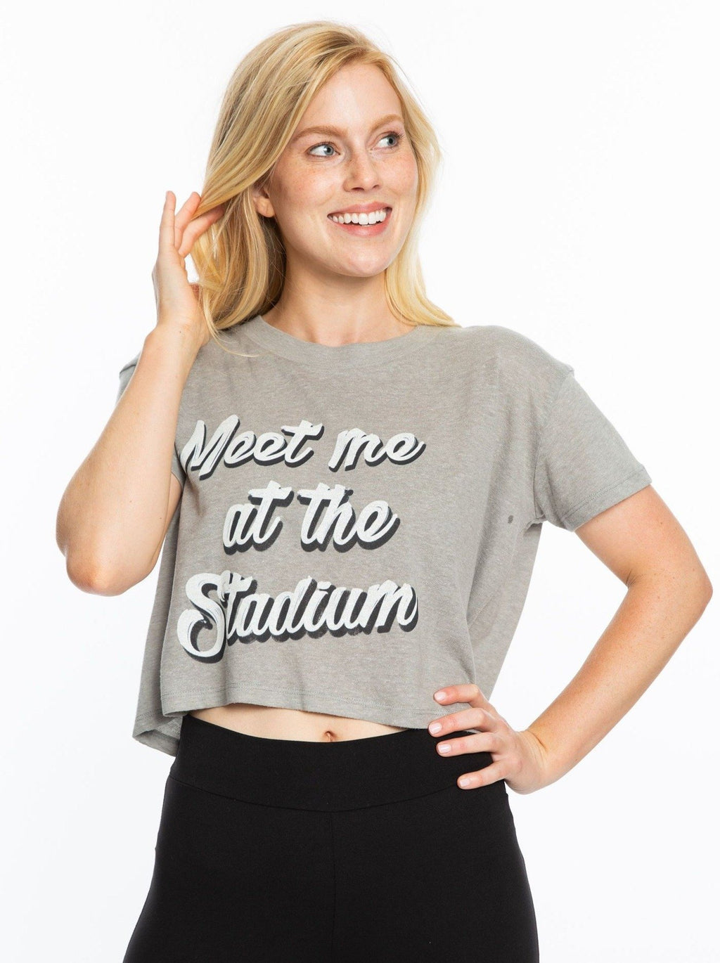 Crop | Meet me at the Stadium