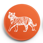 Tiger | Orange Button