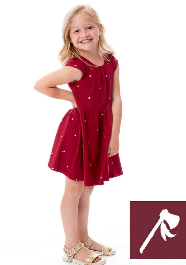 Tomahawks | Girls Dress