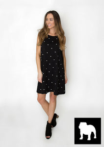 Bulldogs | Swing Dress
