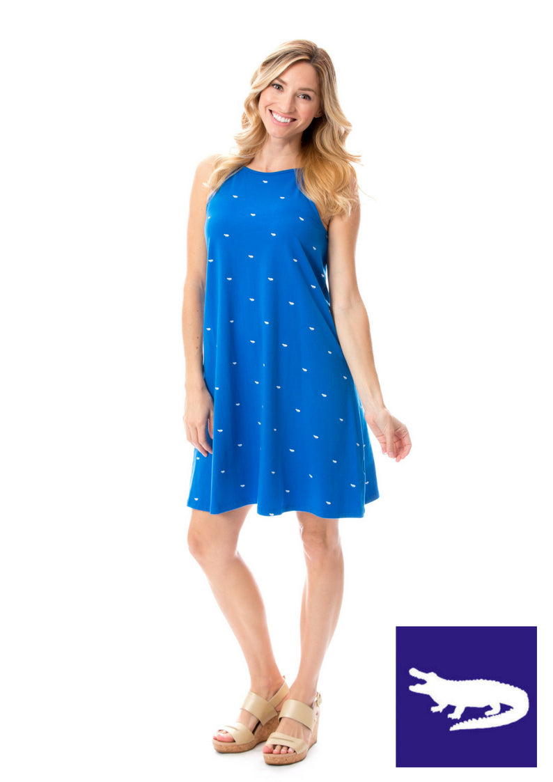 Gators | Swing Dress