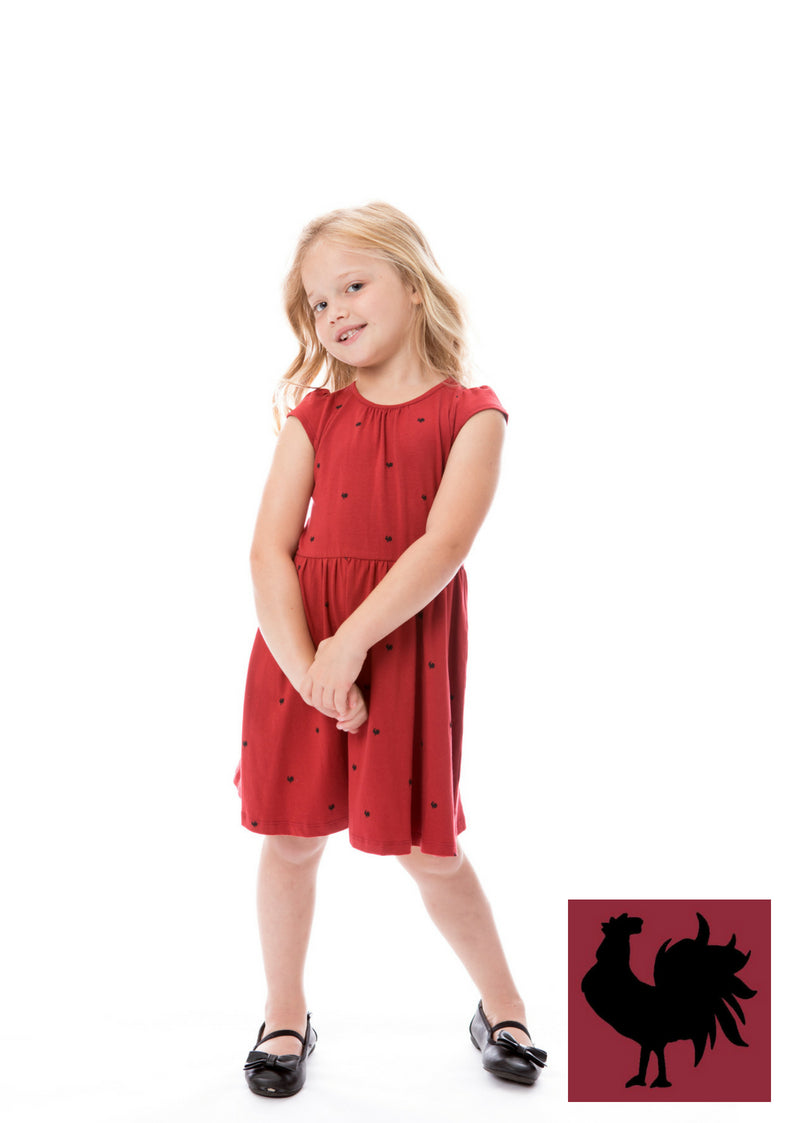 Roosters | Girls Dress