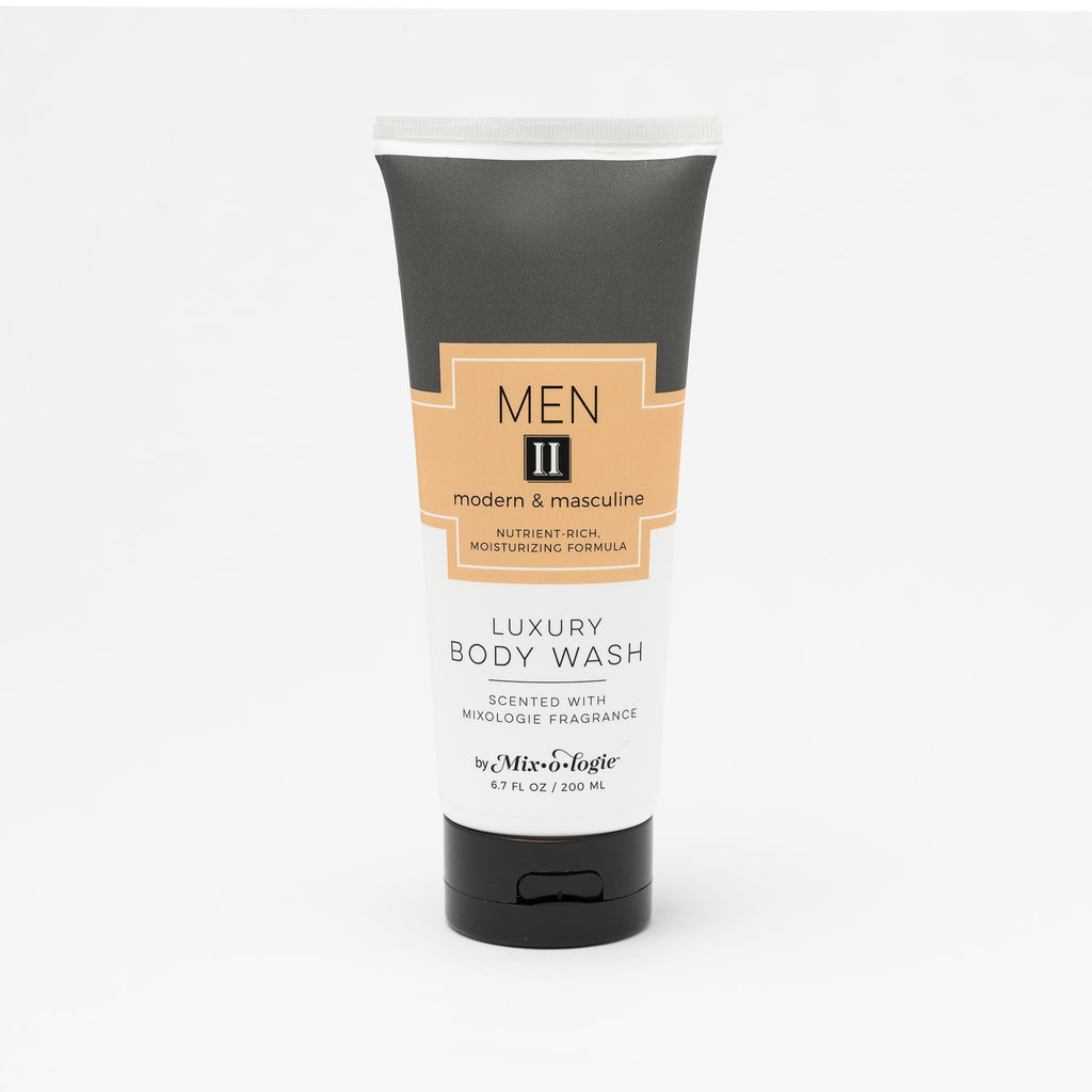 Luxury Body Wash & Shower Gel - Men's II (modern and masculine) scent