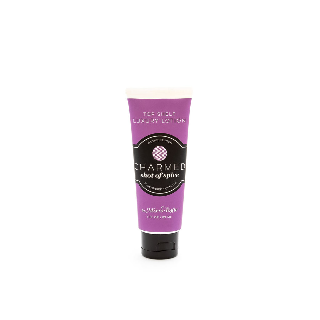 Charmed (shot of spice) Top Shelf Luxury Lotion