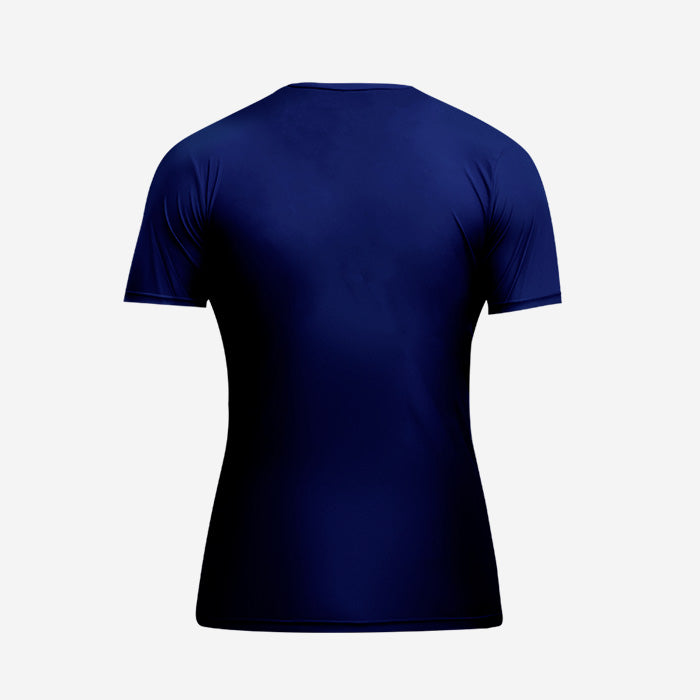 Camiseta Dry Fit Cocal Azul Masculino