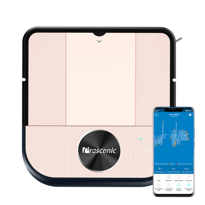 Proscenic 880T Robot Vacuum Cleaner