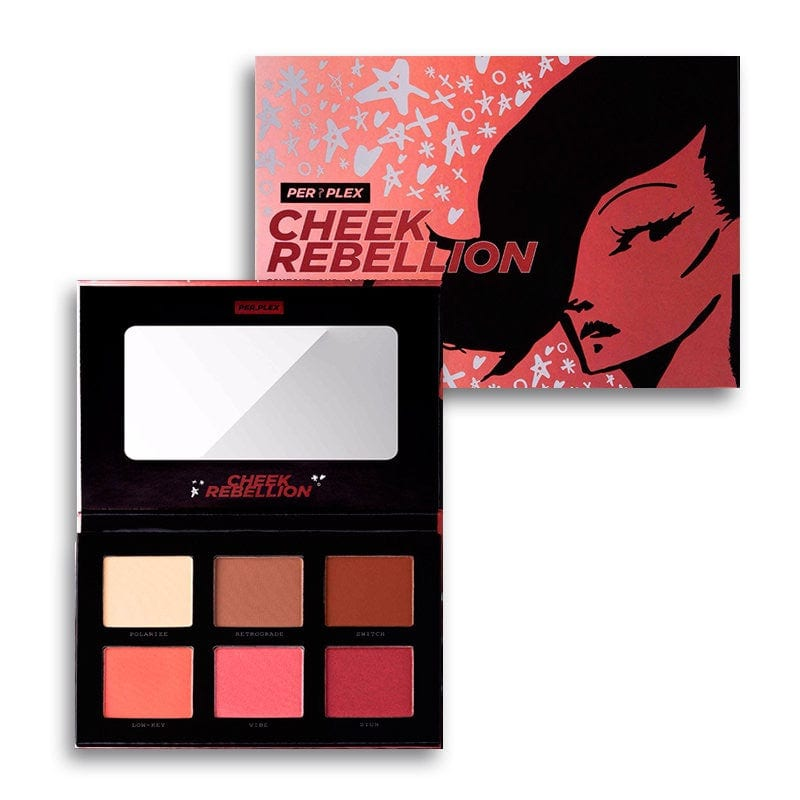 Cheek Rebellion Paleta de Rubores - Exotik Store