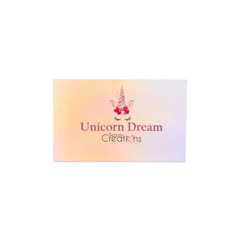 UNICORN DREAM PALETA DE GLITTER  - Beauty Creations