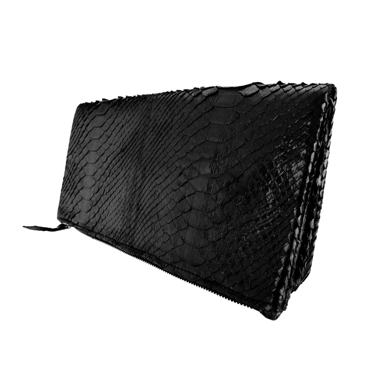 Pochette FAVORITEPNY python noir