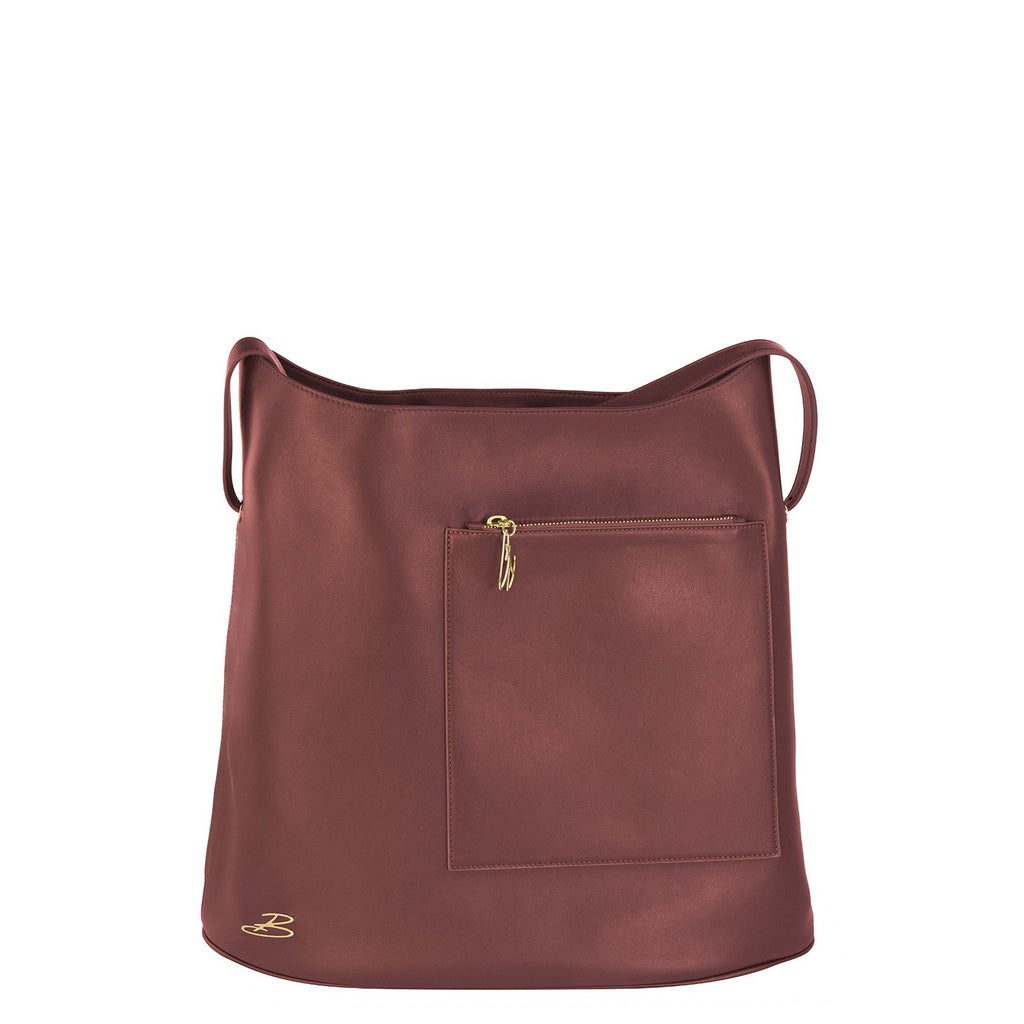 Sac TRAVEL cuir marron