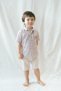 RYAN - Rohan in Liberty Fabric