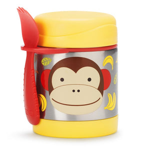 Skip Hop Zoo Insulated Food Jar (4 Designs)
