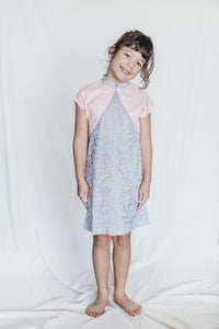 LUCY Girls Lace Cheongsum
