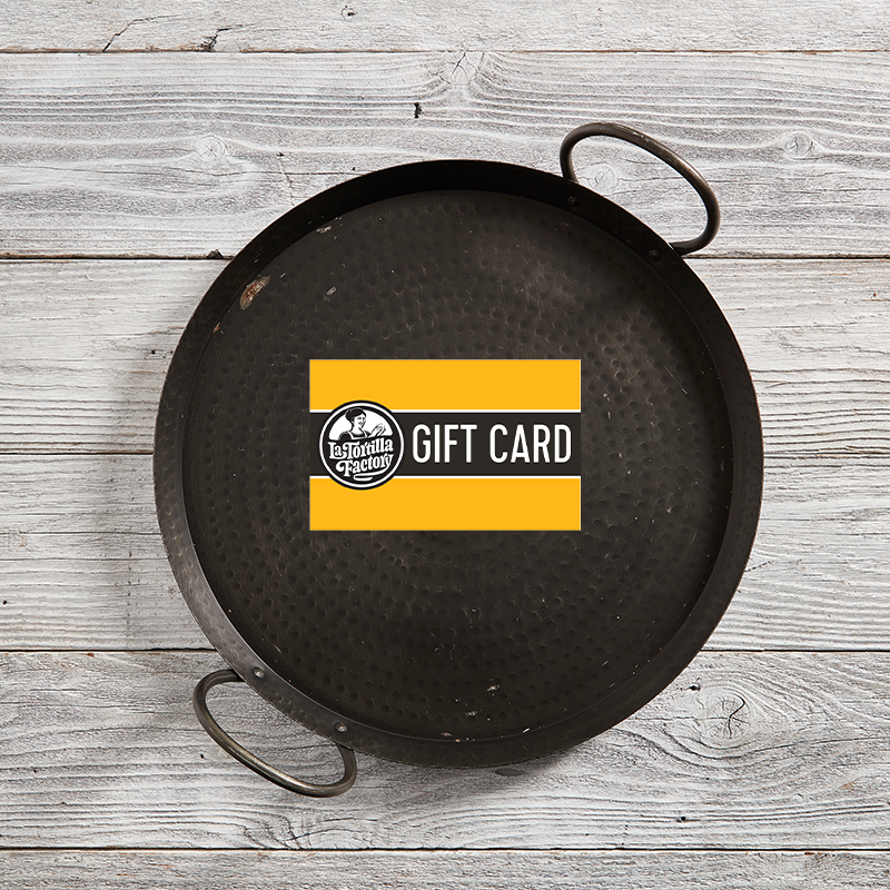 La Tortilla Factory Gift Card
