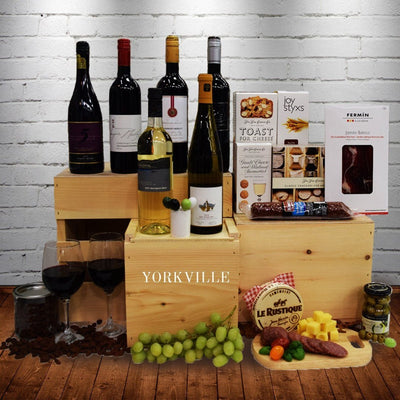 Wines and Gourmet Gift Basket Toronto Canada