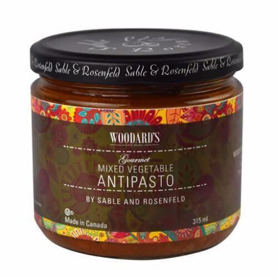 Woodard's Gourmet Mixed Vegetable Antipasto