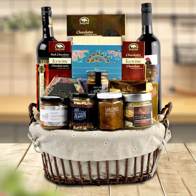 The Castelli Romani Wine Gift Basket