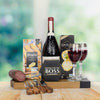 Classic Meat & Cheese Wine Gift Basket