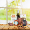 Gourmet Cheese & Crackers Wine Gift Basket, wine gift baskets, gourmet gift baskets, gift baskets