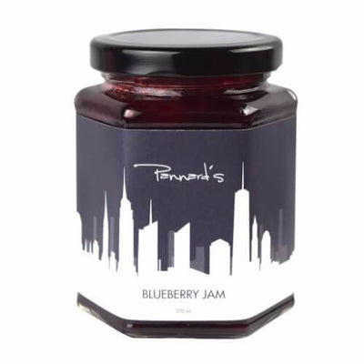 Pannard's Blueberry Jam