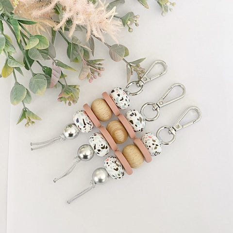 Colour Speck keyring