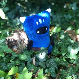 Last Campfire Ember Plushie