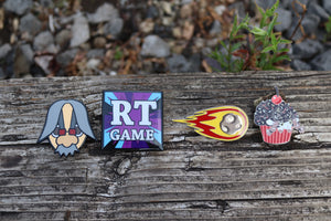 RT's Universe Pin Pack