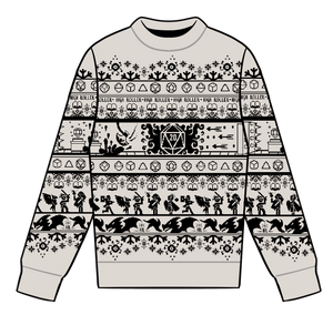 High Rollers Christmas Jumper