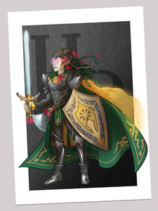 High Rollers Art Cards