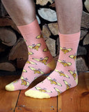 Wilbur Soot Hot Pocket Print Socks