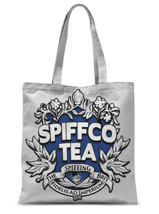 SpiffCo Tea Tote Bag