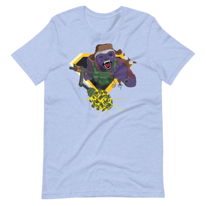FairTX Honey Badger T-shirt