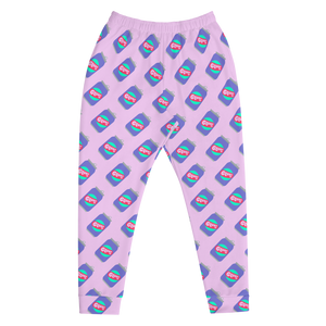 All-Over Print Men's Joggers