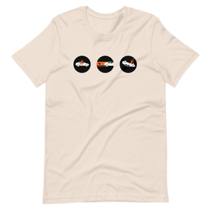 FailRace Cream Icons T-shirt