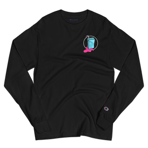 Juicebox Champion Long Sleeve Shirt (Black)