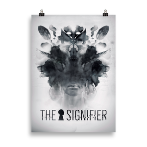 The Signifier Poster
