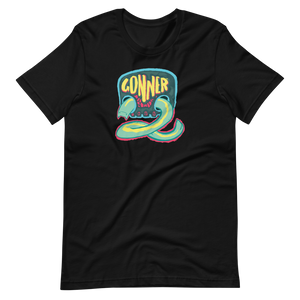 GONNER2 Black T-shirt