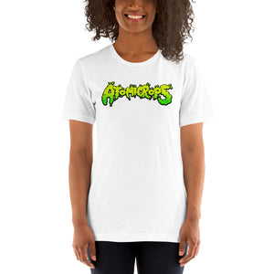 Atomicrops White T-shirt