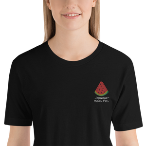 Gurky Black Watermelon T-shirt