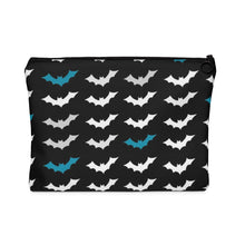Load image into Gallery viewer, Bat Crazy Zipper Pouch