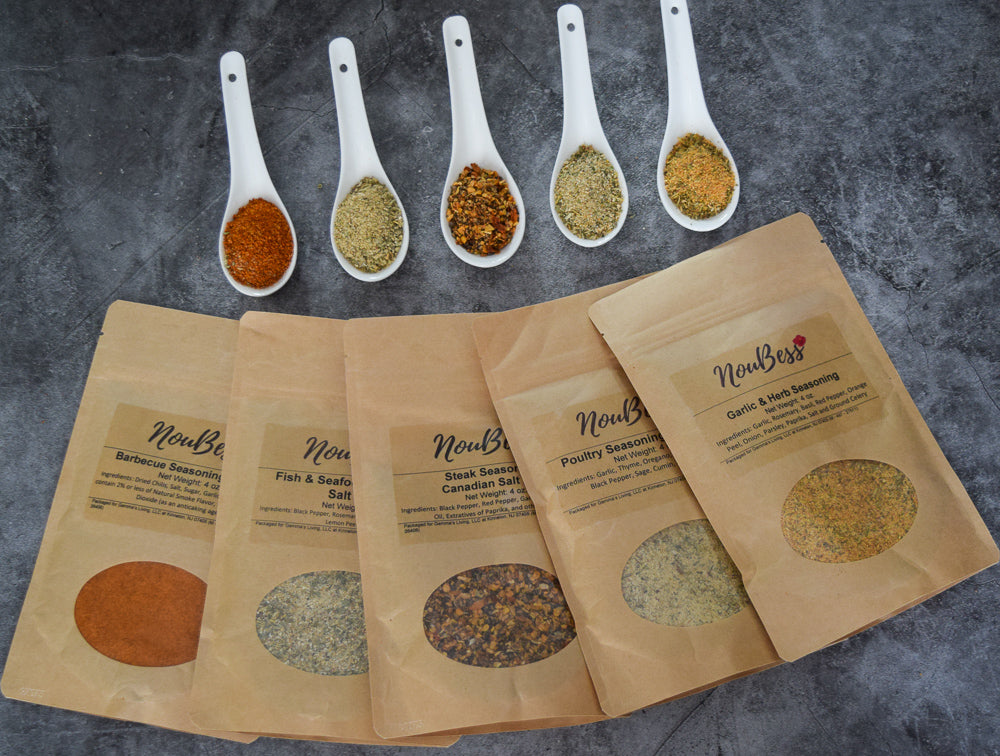 How to keep your dried spices fresh