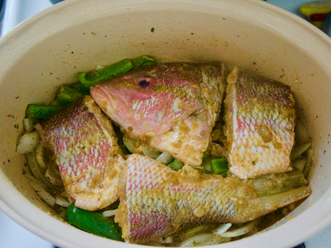 Easy Red Snapper Recipe