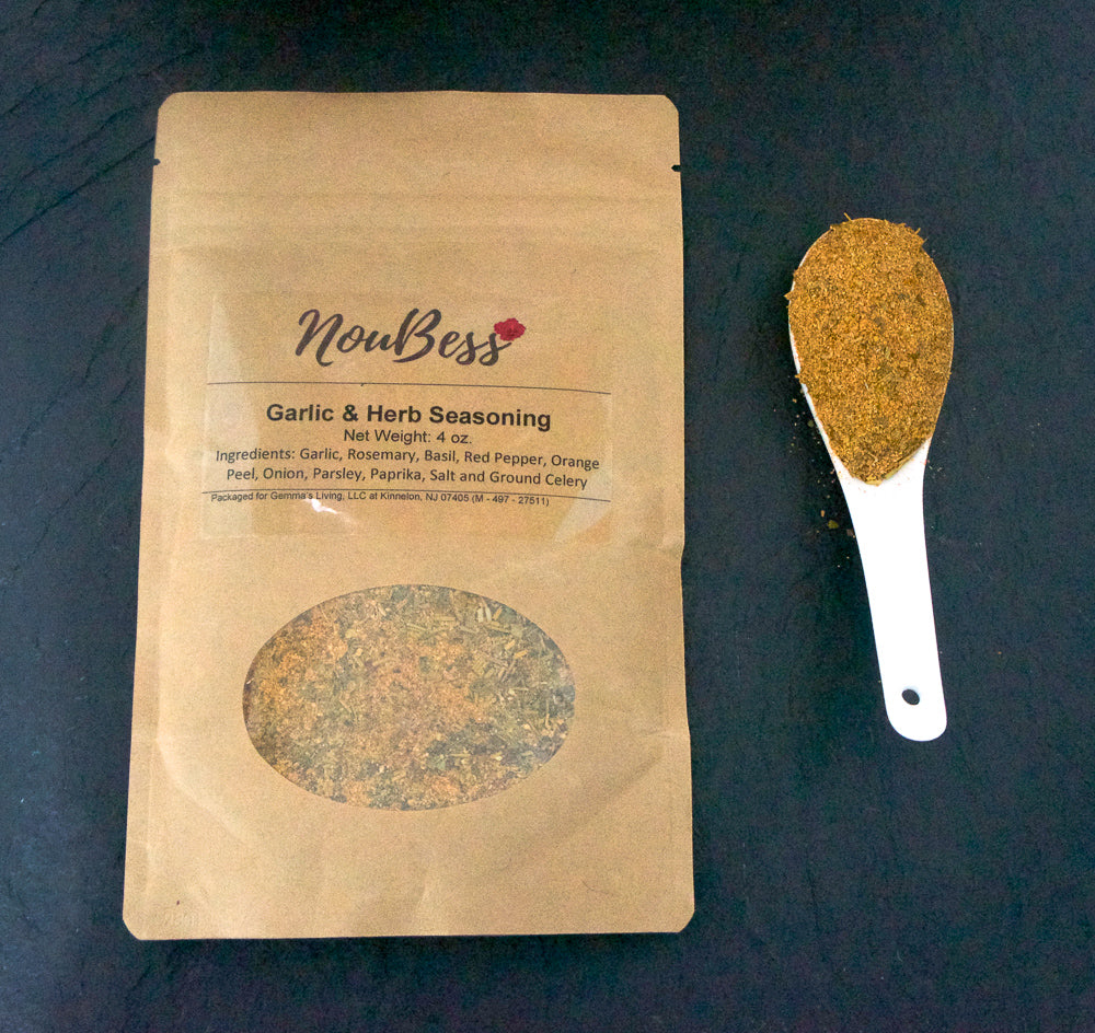Garlic and Herb Seasoning - NouBess