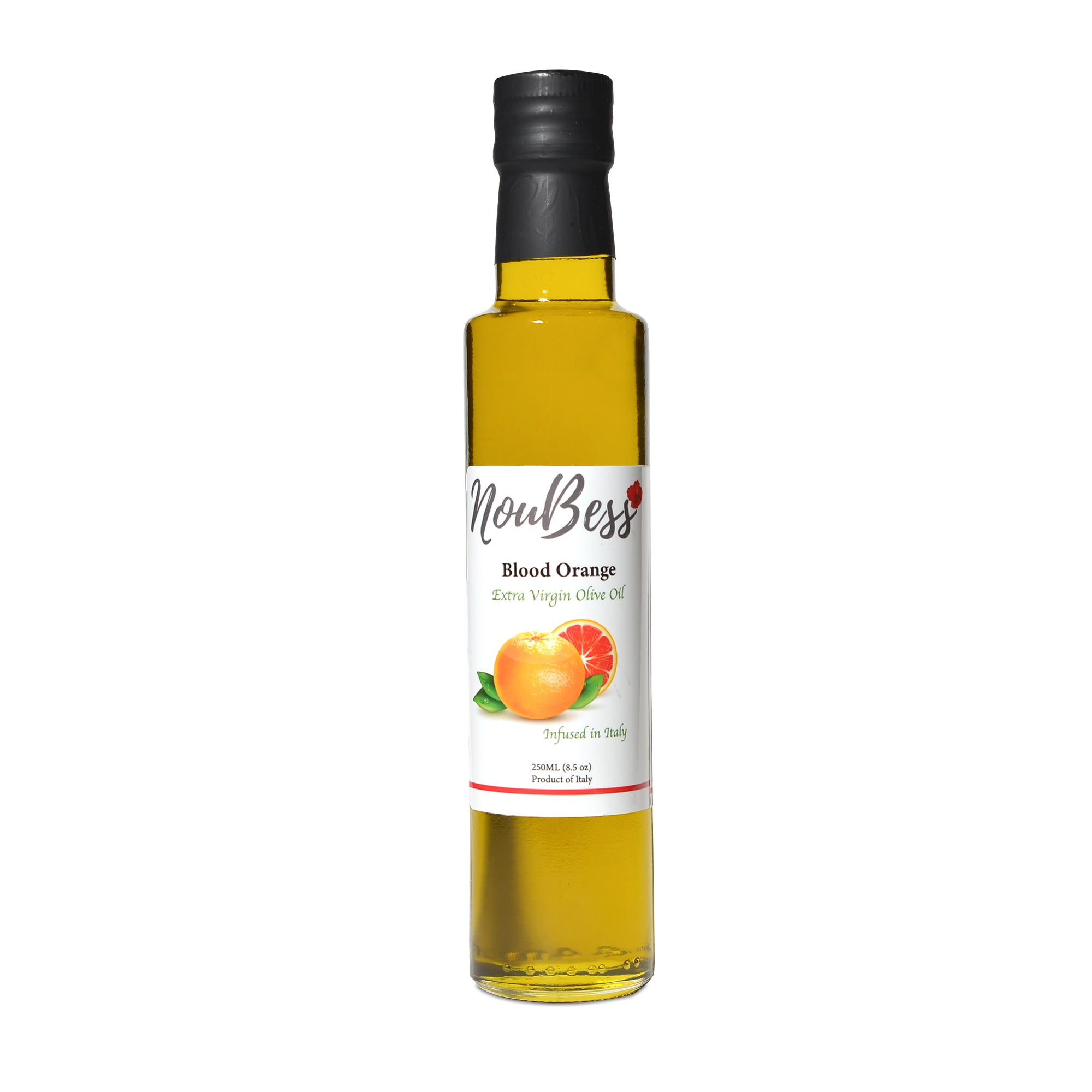 Blood Orange Extra Virgin Infused Olive Oil - NouBess