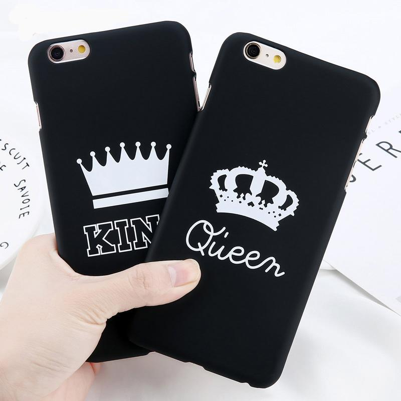 Couples KING & Queen Phone Case