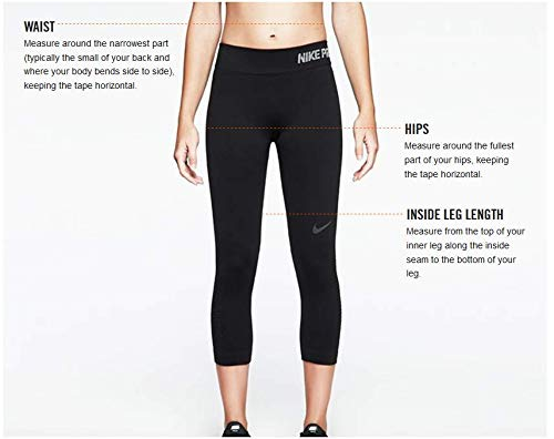 Nike Women's Dry Training Shorts, Sweat-Wicking Running Shorts Women Need for High Intensity Comfort, Black/White, all sizes available - Ctfitnesswear